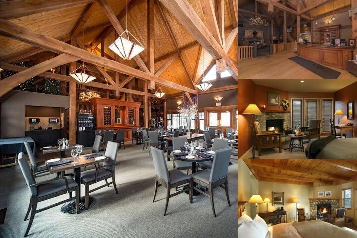 Buffalo Mountain Lodge photo collage