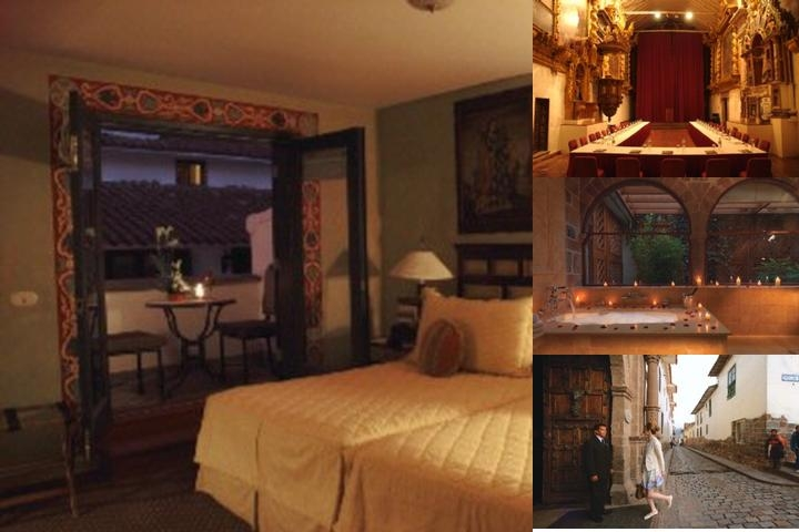 Belmond Hotel Monasterio photo collage