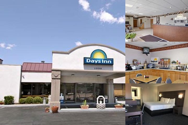 Days Inn Airport photo collage