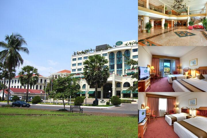 Sunway Hotel Phnom Penh photo collage