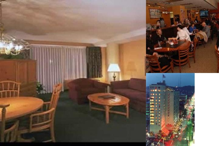 The Garfield Suites Hotel photo collage