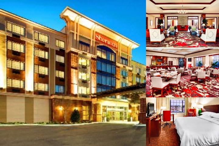 Sheraton Augusta Hotel photo collage