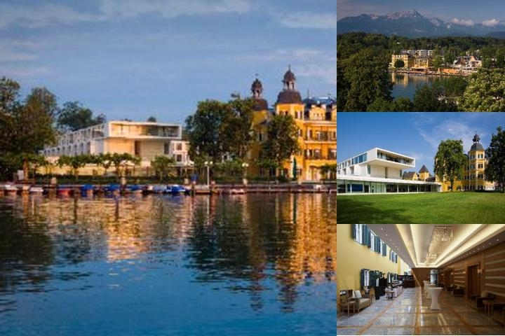 Falkensteiner Schlosshotel Velden photo collage