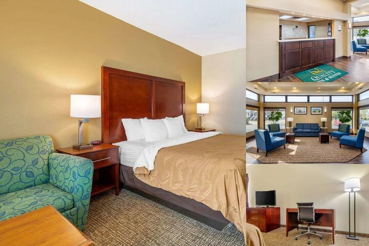 Comfort Inn Olde Towne photo collage