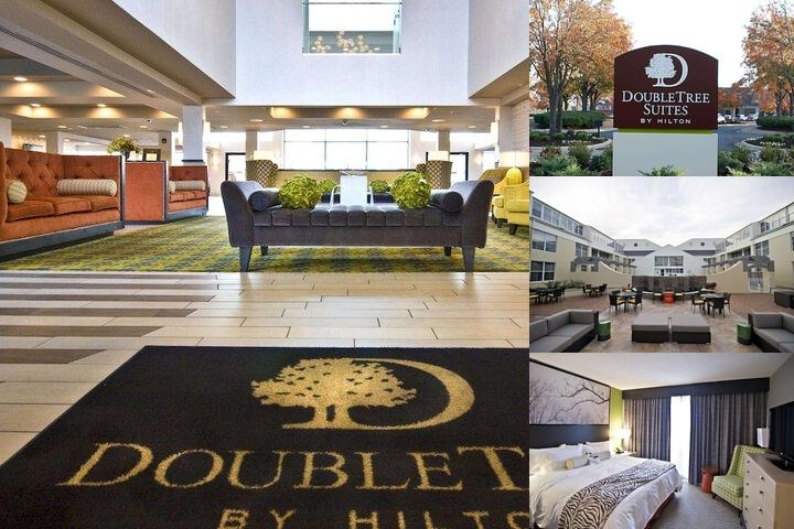 Doubletree Suites by Hilton Hotel Huntsville South photo collage