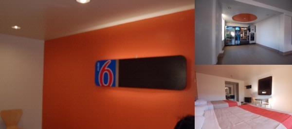 Motel 6 Victorville Desert Xpress photo collage