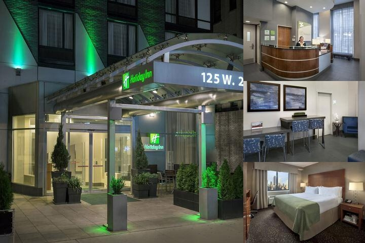 Holiday Inn Nyc Manhattan 6th Avenue Chelsea photo collage