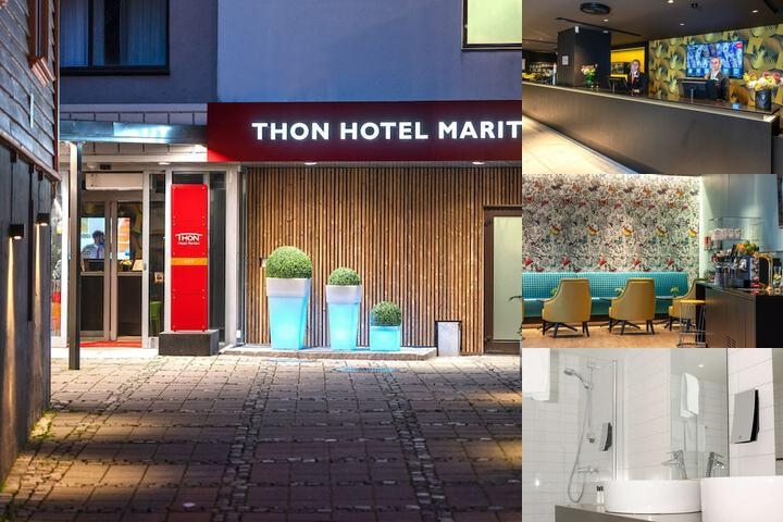 Thon Hotel Maritim photo collage