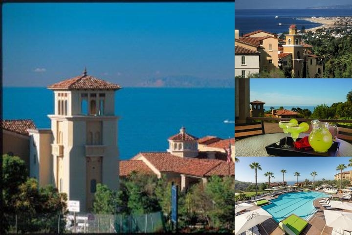 Marriott's Newport Coast Villas photo collage