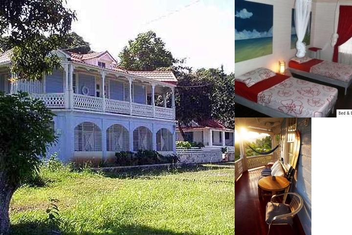 B & B Oracabessa photo collage