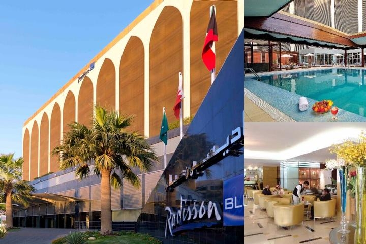 Radisson Blu Hotel Riyadh photo collage