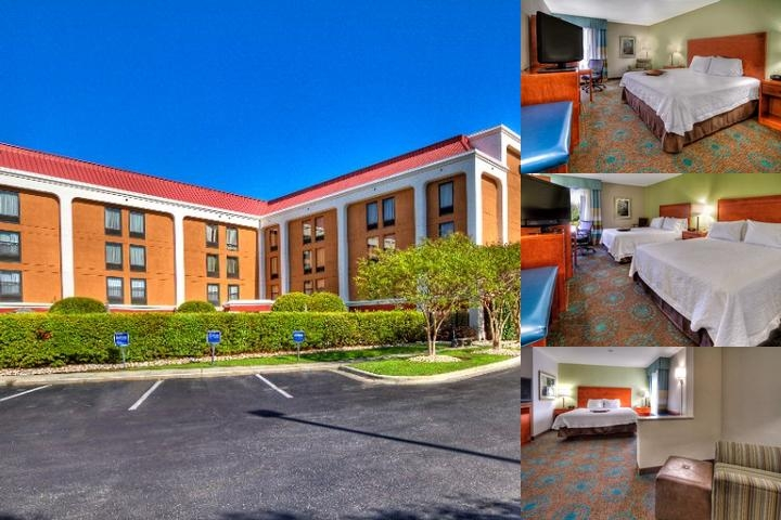 Hampton Inn Goldsboro photo collage