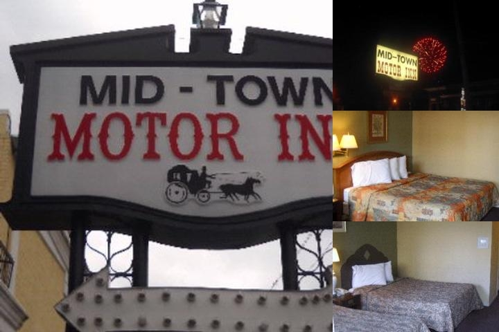 Midtown Motor Inn photo collage