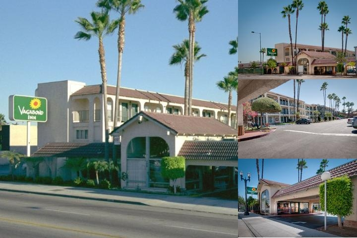 Vagabond Inn Glendale photo collage