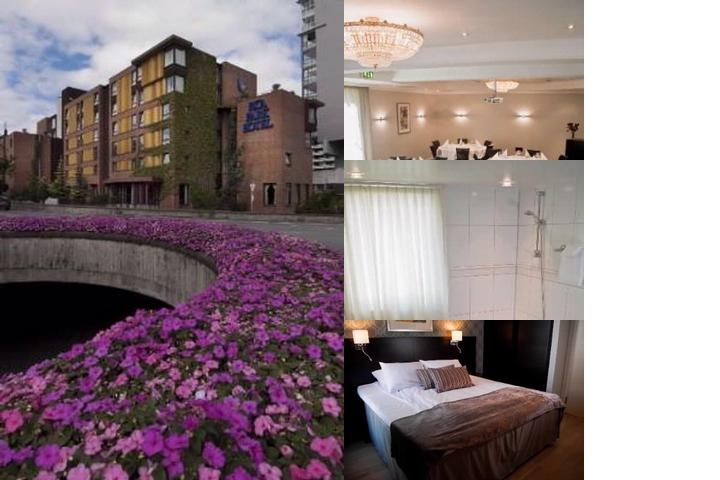 Rica Park Hotel Stavanger photo collage