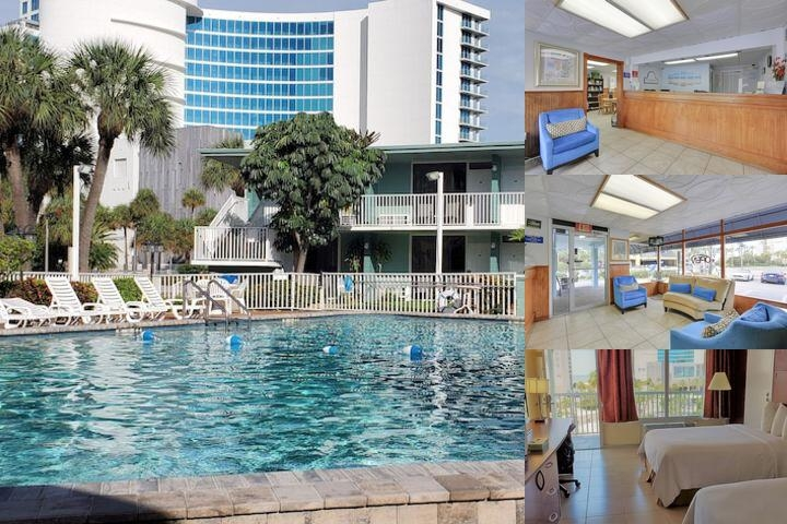 Clearwater Beach Hotel photo collage