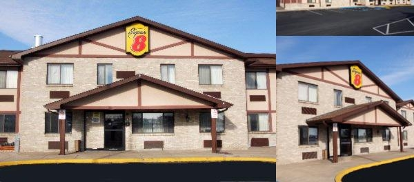 Super 8 Alletown West Pa photo collage