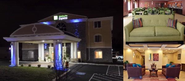 Holiday Inn Express Newington photo collage