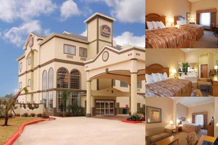 Best Western Plus New Caney Inn & Suites photo collage