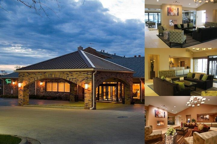 Best Western Plus Antioch Hotel & Suites photo collage