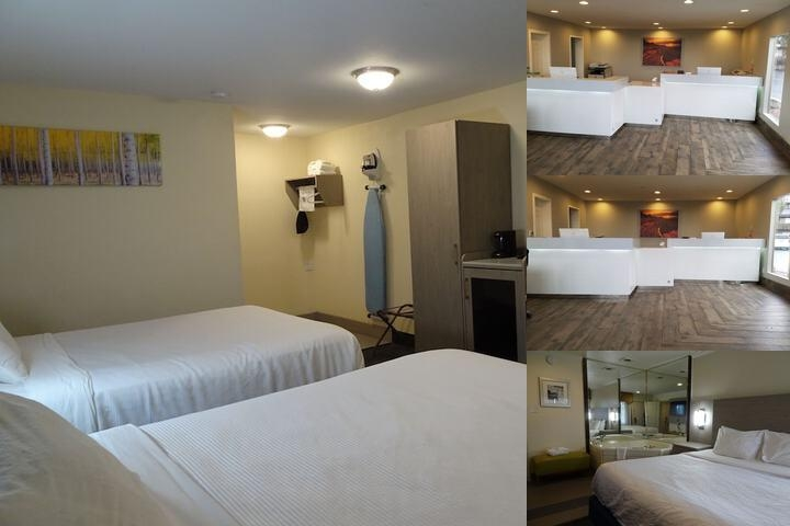 Hotel Aspen Inn Suites Flagstaff photo collage