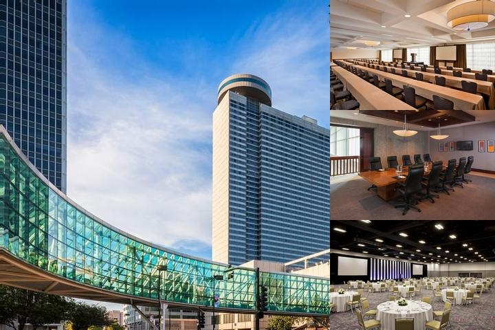 Sheraton Kansas City Hotel at Crown Center photo collage