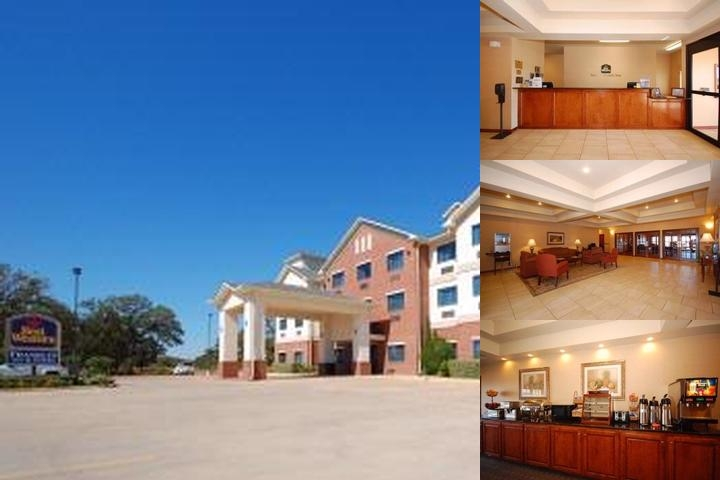 Best Western Franklin Inn Stes photo collage