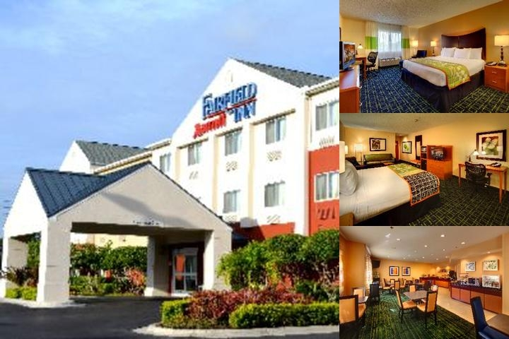 Fairfield Inn by Marriott St. Petersburg Clearwate photo collage