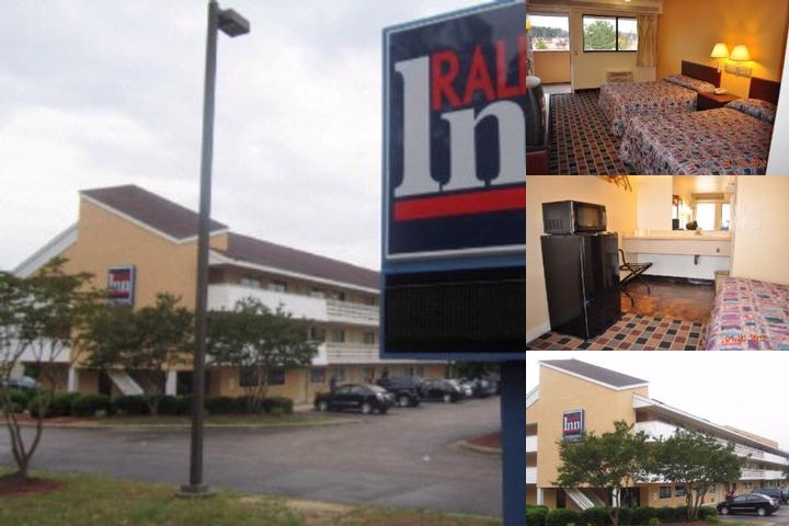 Raleigh Inn photo collage