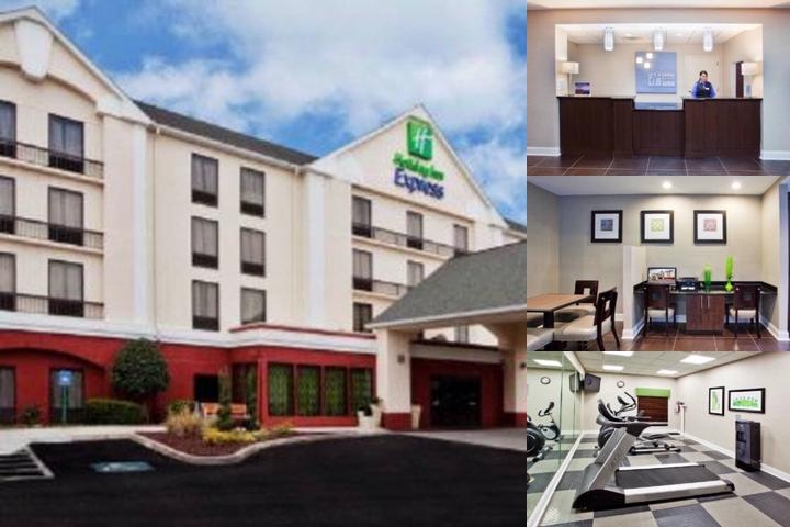 Holiday Inn Express Atl. West Theme Park Area photo collage