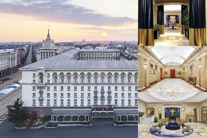 Sofia Hotel Balkan a Luxury Collection Hotel photo collage
