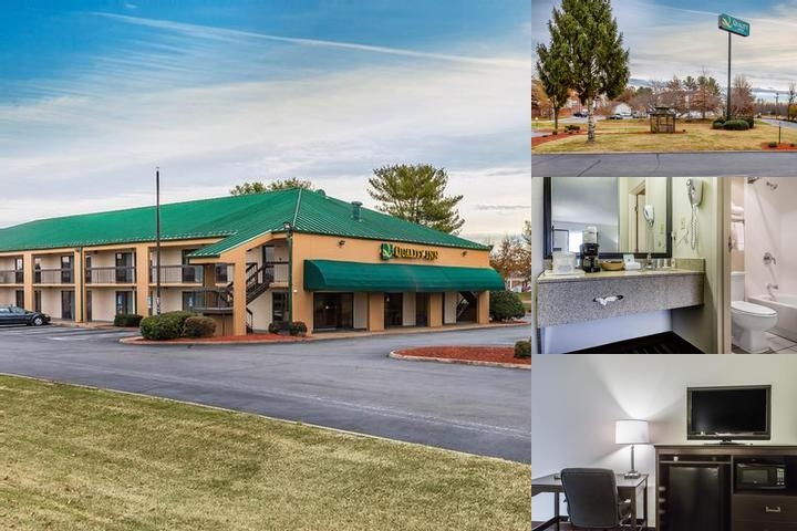 Comfort Inn Culpeper photo collage