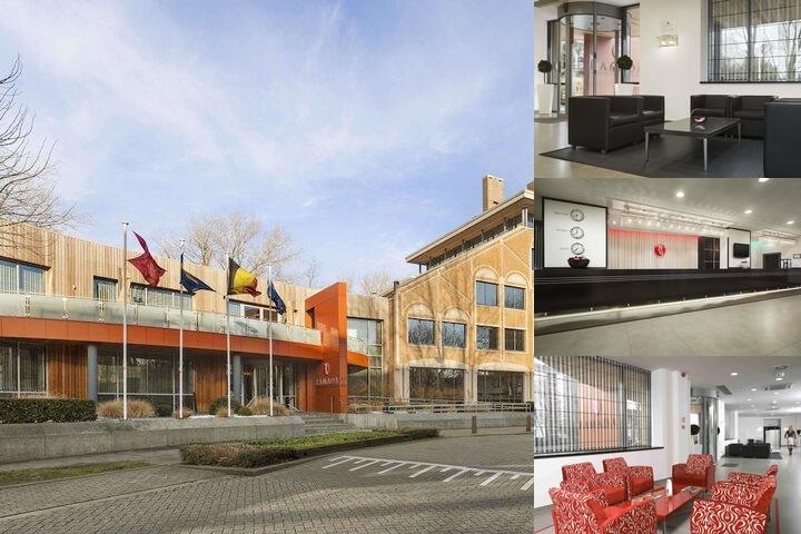 Ramada Brussels Woluwe photo collage
