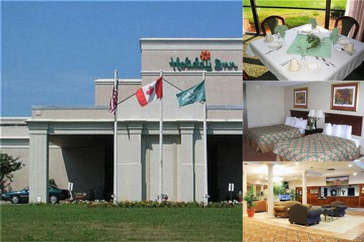 Quality Inn & Suites Palm Island Indoor Waterpark photo collage
