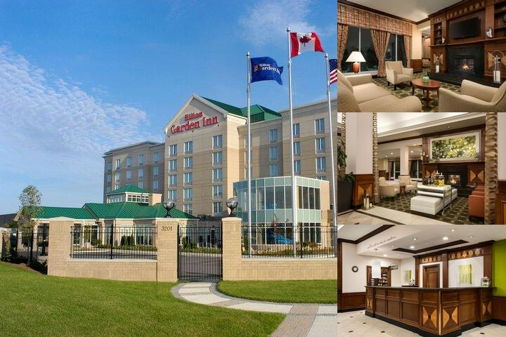 Hilton Garden Inn Toronto Vaughan photo collage