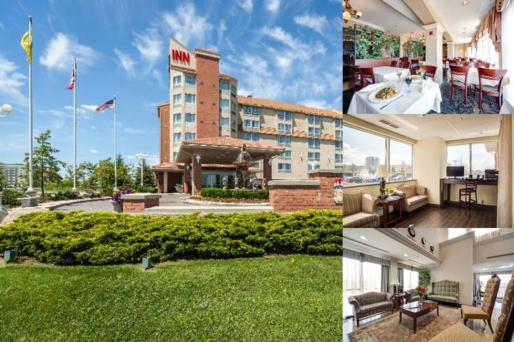 Monte Carlo Inn Vaughan Suites photo collage
