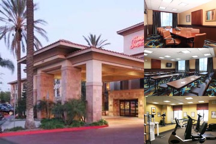 Hampton Inn & Suites Ontario photo collage