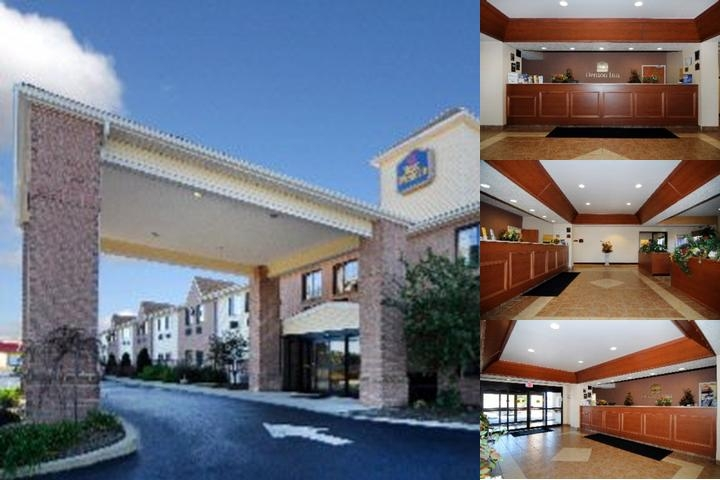 Best Western Denton Inn photo collage
