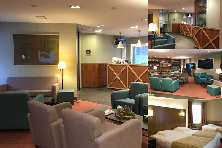 Best Western Hotel Chamade photo collage