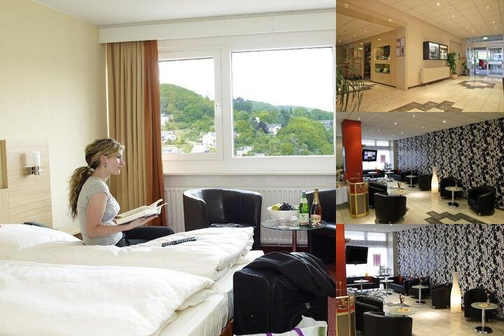 Opal Hotel photo collage