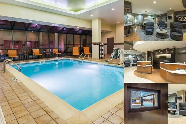 Courtyard By Marriott 174 Chattanooga Downtown Chattanooga