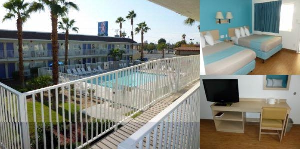 Motel 6 El Centro photo collage