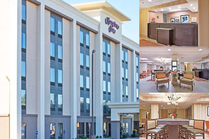 Hampton Inn Barboursville photo collage