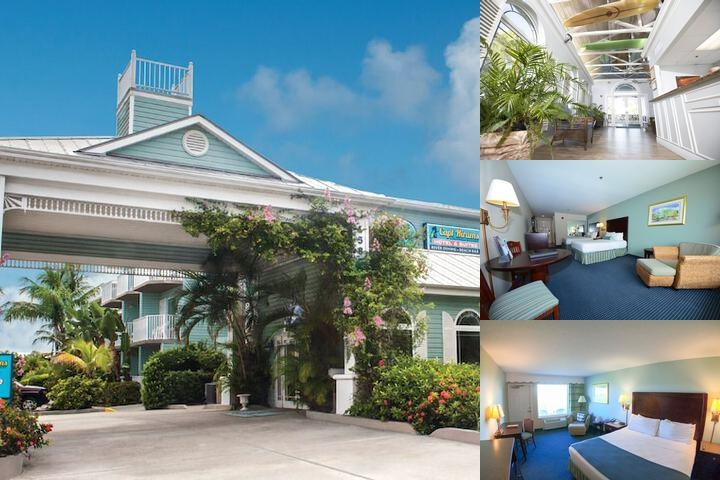 Capt Hiram's Resort photo collage