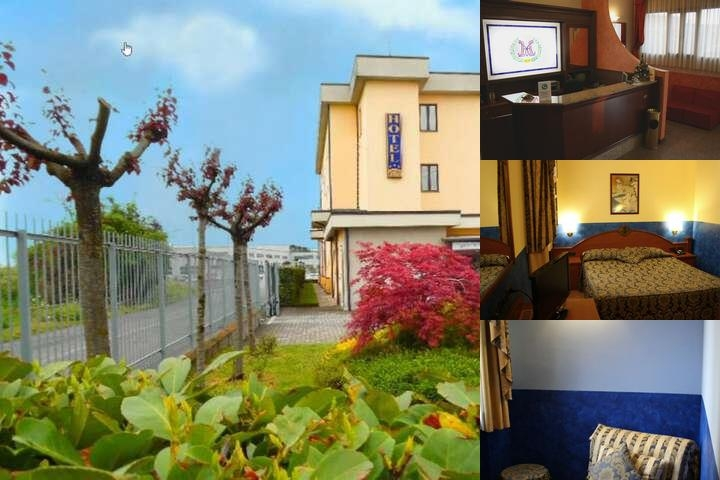 Hotel Majestic Linate Airport photo collage