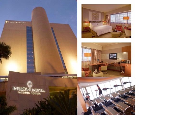 Intercontinental Johannesburg Sandton Towers photo collage