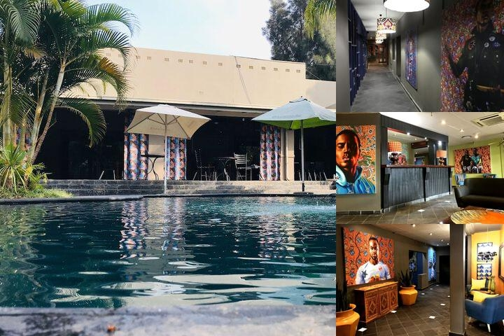 Elephant Springs Hotel & Cabanas photo collage