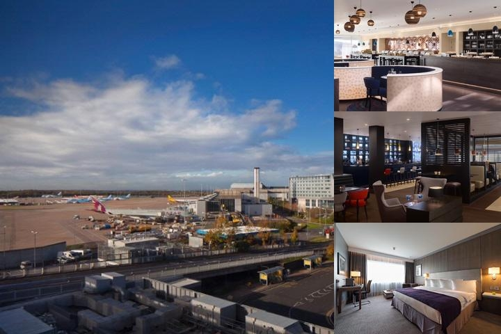 Radisson Blu Manchester Airport photo collage
