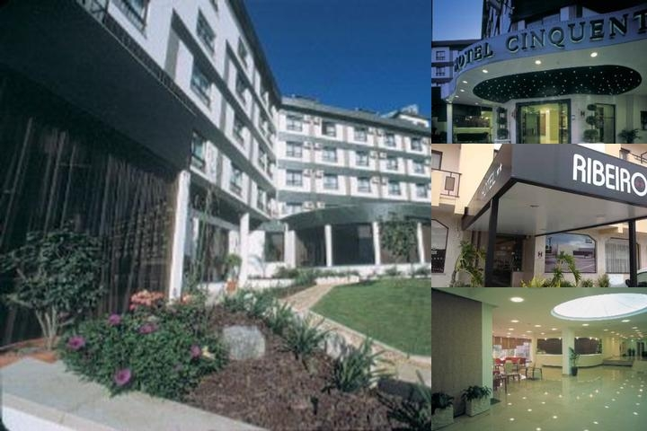 Cinquentenario Hotel photo collage