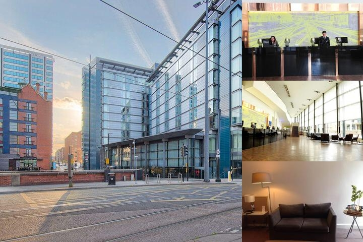 Doubletree by Hilton Hotel Manchester Piccadilly photo collage